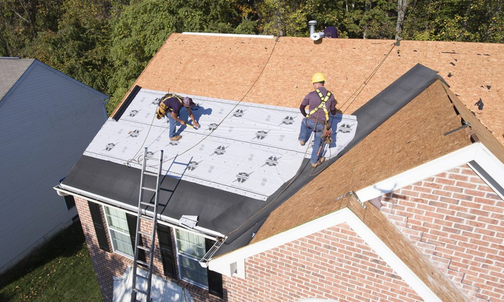 Make Sure Your Roofer is a Licensed Roofer