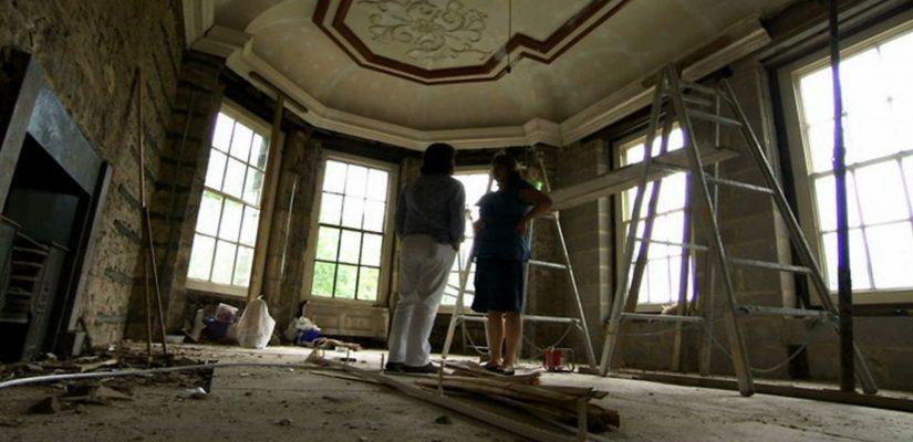 Home Restoration Or Home Renovation